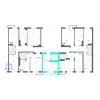 Квартира студия в строящемся доме в центре ЖК Соборный от